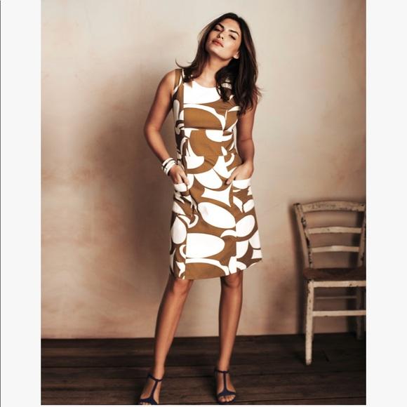 ddc3a039d88e Boden Dresses   Skirts -  Boden  Retro Pocket Summer Dress Size 8